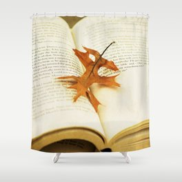 Autumn Tale Shower Curtain