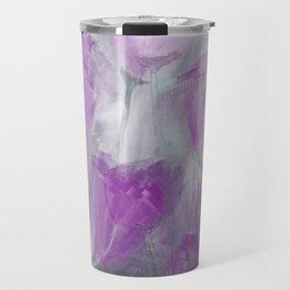 Shades of Lilac Travel Mug