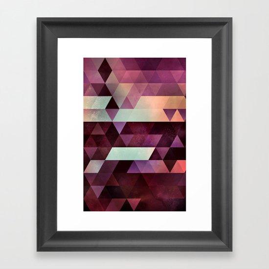 ryzspyz Framed Art Print