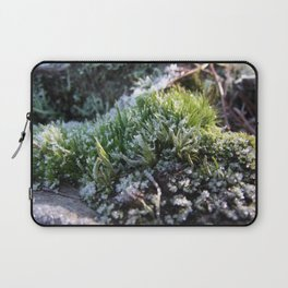 Frosted moss Laptop Sleeve
