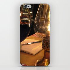 Dinner in Rome iPhone & iPod Skin