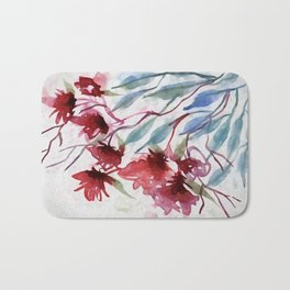 Weeping Red Bath Mat