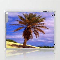 Tropical Island Palm Tree Laptop & iPad Skin