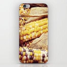 Colorful Corn I iPhone Skin