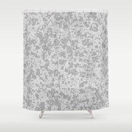 Rough Concrete Shower Curtain