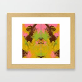 Give Me That Good Good And You Can Play With My Wood Wood Framed Art Print