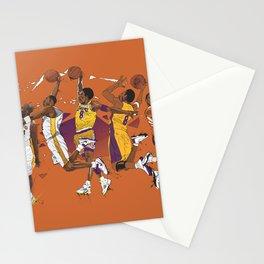 Mamba Mentality Stationery Cards