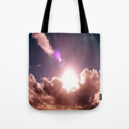 here comes the sun king Tote Bag