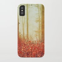 silence of the lambs iPhone & iPod Cases featuring silence by Dirk Wuestenhagen Imagery