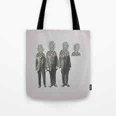 Pineapple Mugshot Tote Bag
