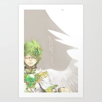 054 Art Print