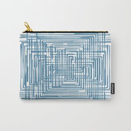 Frame on Frame Carry-All Pouch