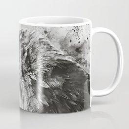 spotted madagascar fody wsbw Coffee Mug