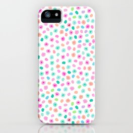 Unicorn Spots iPhone Case