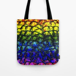Peacock feather II Tote Bag