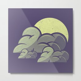 Howl at the Moon Metal Print