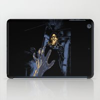 ghost iPad Cases featuring Ghost by Joshua Kemble