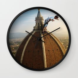 Whistle Syndrome Wall Clock