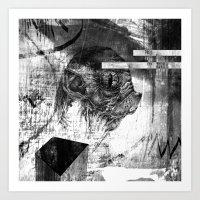 Kotoludź - ZONA Art Print
