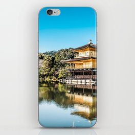 Kinkaku Temple Kyoto Japan iPhone Skin