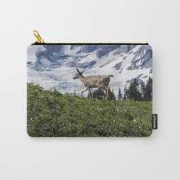 Deer Heading Up the Mountain, No. 1 Carry-All Pouch