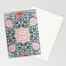 Paisly Prints Stationery Cards