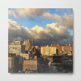 Top of the Whitney Metal Print
