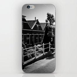 Quiet Street iPhone Skin