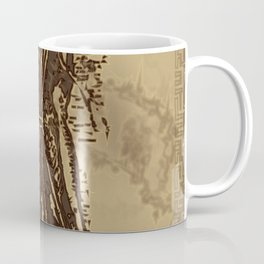 "Denkezal's take on ""God's Palms"" Coffee Mug"