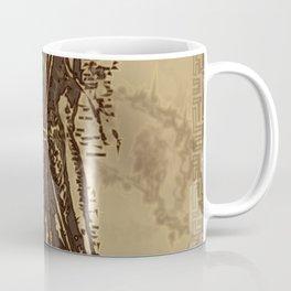 "Denkezal's take on ""God's Palms"" Coffee Mug"