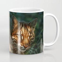Golden Cat Coffee Mug