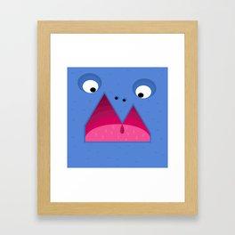 Reykjavik Boulevard #12 Framed Art Print
