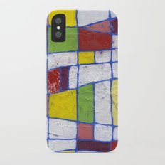 Colour Me Happy 1 iPhone X Slim Case