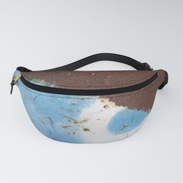 Rusty Metal Fanny Pack