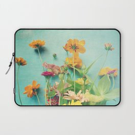 I Carry You With Me Into the World Laptop Sleeve