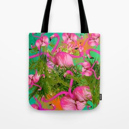Live your life in colors Tote Bag