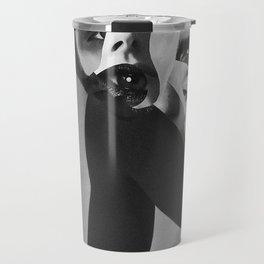 Eyes that lies Travel Mug