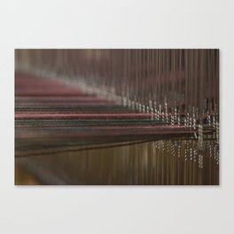 Looming Canvas Print
