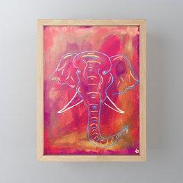 Elephant # 1 Framed Mini Art Print