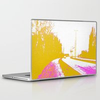 road Laptop & iPad Skins featuring Road by Mr and Mrs Quirynen