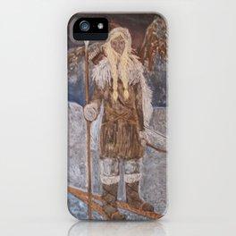 Skadi iPhone Case