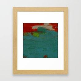 Japanese Gardens II Framed Art Print