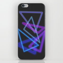 Glow Stick  iPhone Skin