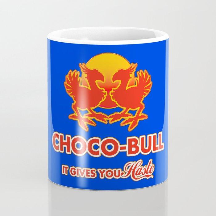Final Fantasy VII - Choco-Bull Energy Drink Coffee Mug