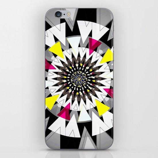 Nexus N°18bis iPhone & iPod Skin