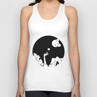 bubble Tank Tops featuring bubble  by Līva