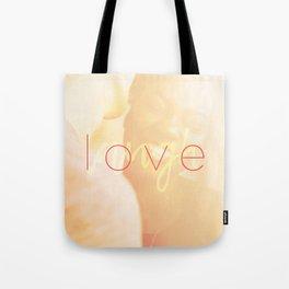 Love / Laugh Tote Bag