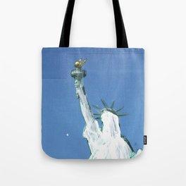 gestrichen Tote Bag