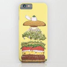 It's Burger Time! iPhone 6s Slim Case