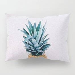 Pineapple on the beach Pillow Sham